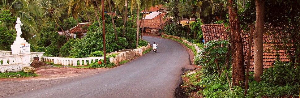 Welcome to Tivim Goa