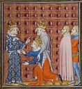 Wenceslaus IV Charles V of France Emperor Charles IV.jpg