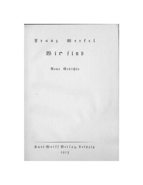 File:Werfel Wir sind 1913.pdf