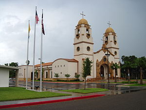 Weslaco, Texas - San Pius X Catholic Church