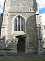 West Door, All Saints Church at Marsworth - geograph.org.uk - 1516390.jpg