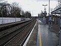 West Dulwich stn look east.JPG
