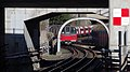 West Ham station MMB 07 1996 Stock.jpg