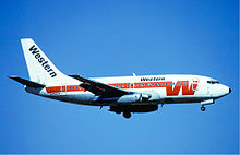 Western Airlines - Wikipedia on delta global route maps, tour operator route maps, airline jobs, transportation route maps, airline flights, airline schedules, expressjet route maps, airline fares, air route maps, airline british airways, klm route maps, stagecoach route maps, airline malaysia airbus a380, jetblue route maps, shipping route maps, railroad route maps, flight route maps, delta airlines international maps,