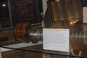Project West Ford - Westford satellite exhibit at the Udvar-Hazy center