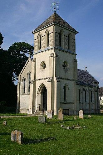 Westley, Suffolk - St Mary's Church, Westley