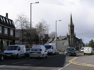 Bannockburn - Image: Wfm bannockburn main street