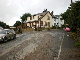 Wilsden railway station Disused railway station in West Yorkshire, England