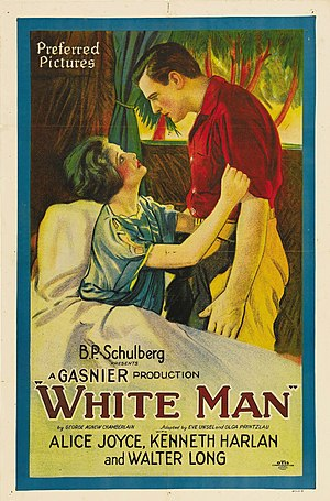 White Man (film) - Film poster
