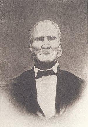 Samuel Whiteside - General Samuel Whiteside in 1863.