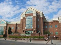 Whitfield County Courthouse (Dalton, Georgia) in October 2013.jpg