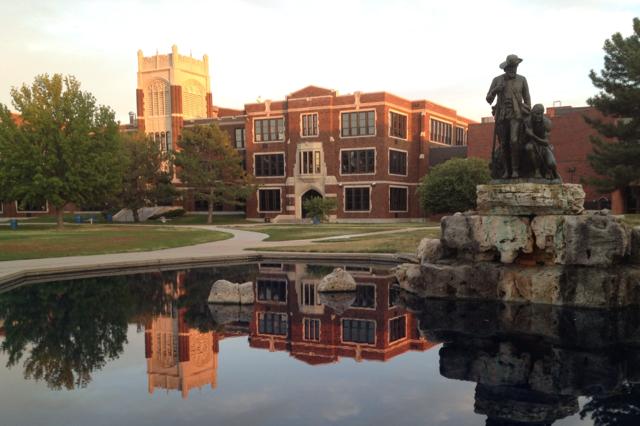 Wichita High School East, September 2012