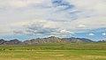 Widoki mongolskiego krajobrazu widziane z minibusa Karakorum - Ułan Bator (09).jpg