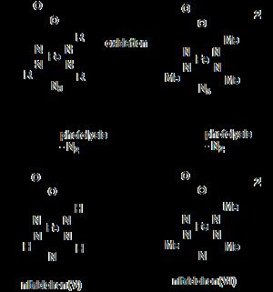 High-valent iron - generation of an nitridoiron(VI) complex