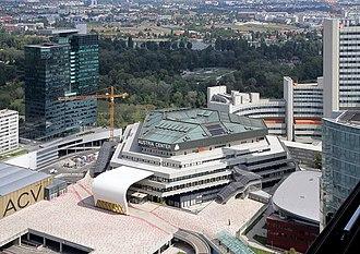 Vienna International Centre - Austria Center Vienna