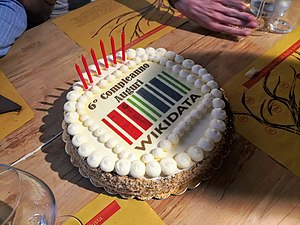 Wikidata's 6th birthday in Rieti 111.jpg