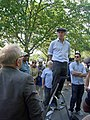 Wikimania 2014 - 0803 - Speaker's Corner220905.jpg