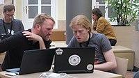 Wikimedia Hackathon 2017 IMG 4757 (34646804002).jpg
