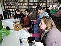 Wikiworkshop in Vovchansk 2018-11-03 by Наталія Ластовець 44.jpg