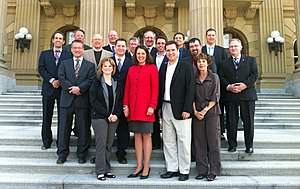 Wildrose Party - Danielle Smith and the Wildrose Official Opposition Caucus, 2012