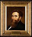 Wilhelm Conrad Roentgen (?). Oil painting. Wellcome V0018028.jpg