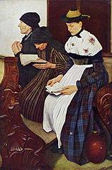 The Three Women in Church