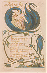a comparative analysis of william blakes poems infant joy and infant sorrow Simply because in 'infant joy', the baby is brought forth in love and comfort, in 'infant sorrow' the baby is brought forth in pain and sorrow at the center of blake's thought are two conceptions of innocence and.