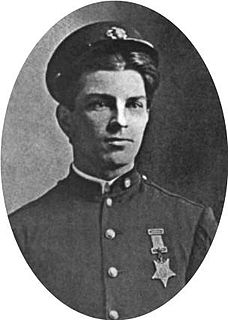 William Charlie Horton United States Marine Corps Medal of Honor recipient