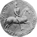 William I, King of Scots (seal 01).png
