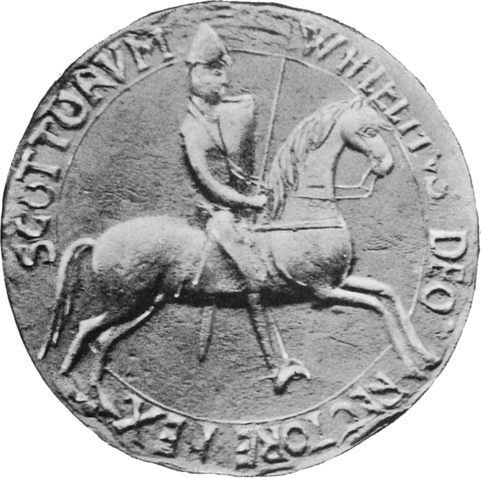 William I, King of Scots (seal 01)