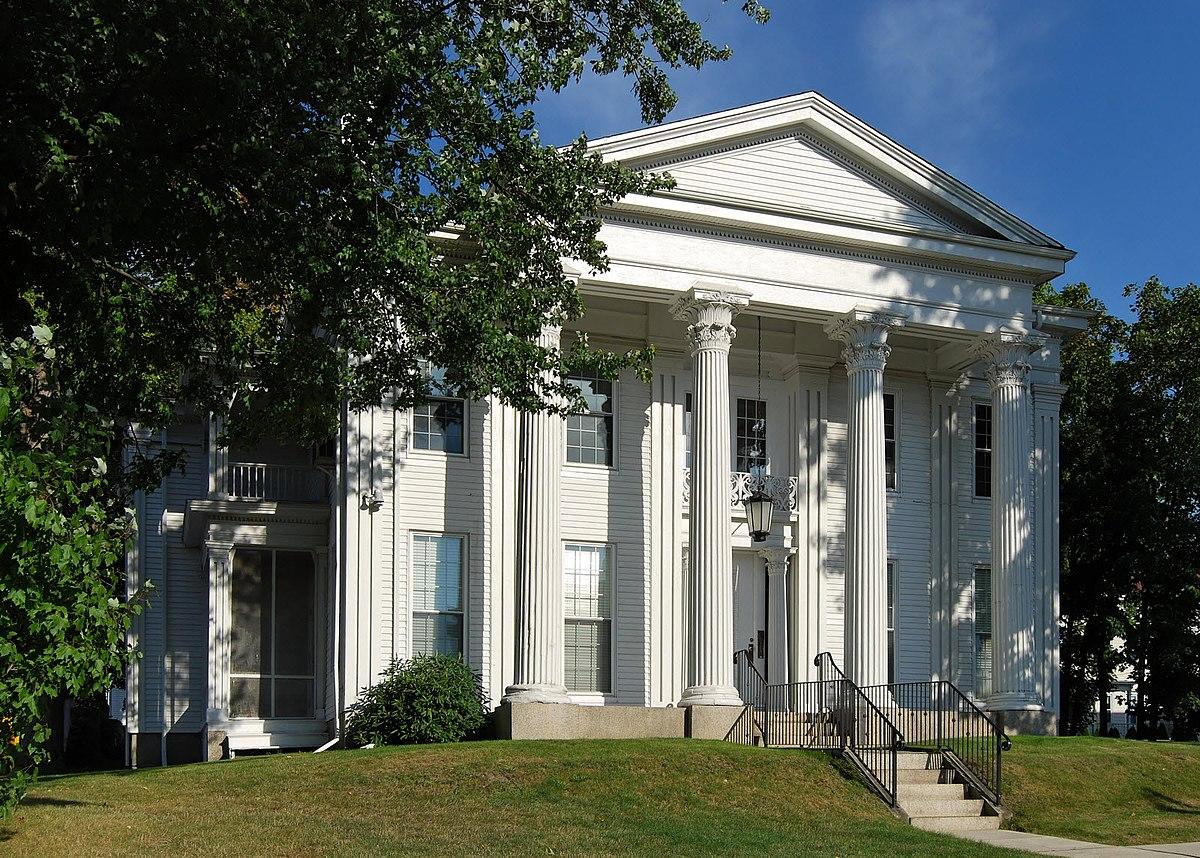 William Lindsey House Fall River Massachusetts Wikipedia