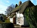 Willow Cottage, Green's Lane, Wroughton, Swindon - geograph.org.uk - 611052.jpg