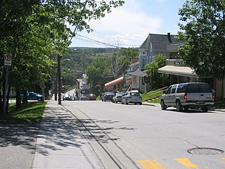 Windsor, Quebec City in Quebec, Canada
