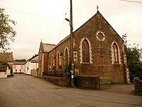 Winkleigh, Methodist church - geograph.org.uk - 1464736.jpg