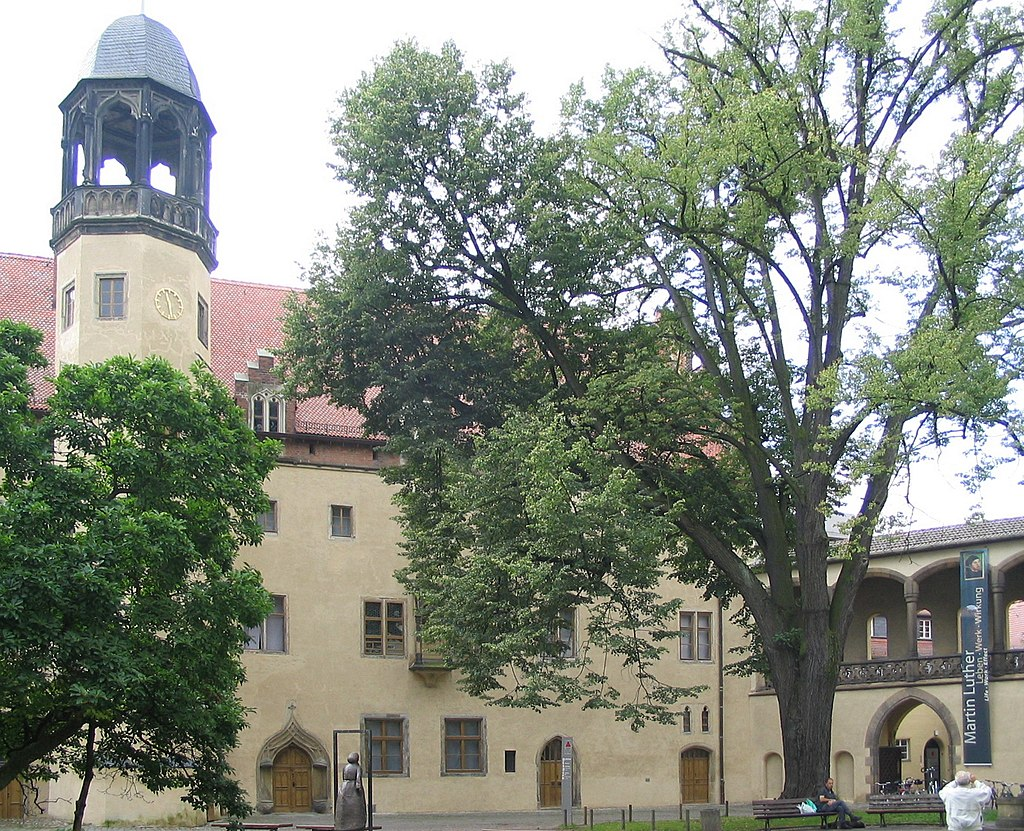 Wittenberg Lutherhaus