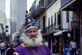 Wizard and his Wishing Well on Bourbon Street, New Orleans, Louisiana LCCN2011632742.tif