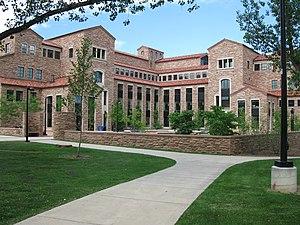 University of Colorado Law School - Wolf Law Building