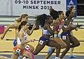 Women's 60m final Glasgow 2019.jpg