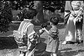 Women and child in New Park of Taihoku 03.jpg