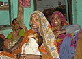 Women in Raisen district, MP, India.jpg