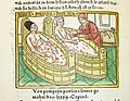 Woodcut illustration of the suicide of Seneca and the attempted suicide of his wife Pompeia Paulina - Penn Provenance Project.jpg