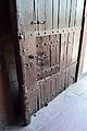Wooden Door - South Gateway - Akbar Mausoleum Complex - Sikandra - Agra 2014-05-14 3687.JPG
