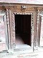Wooden doorway with craft.jpg