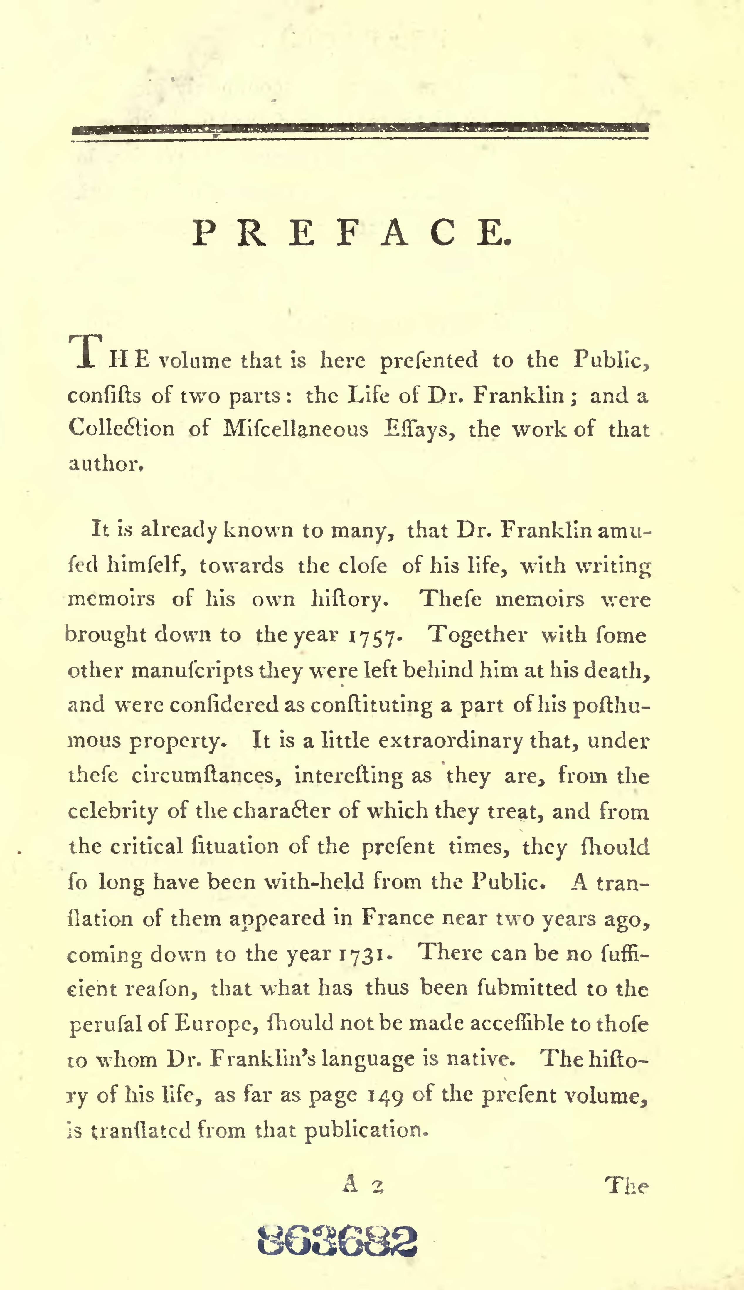 Page:Works of the Late Doctor Benjamin Franklin (1793) djvu