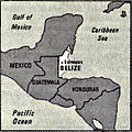 World Factbook (1982) Belize.jpg