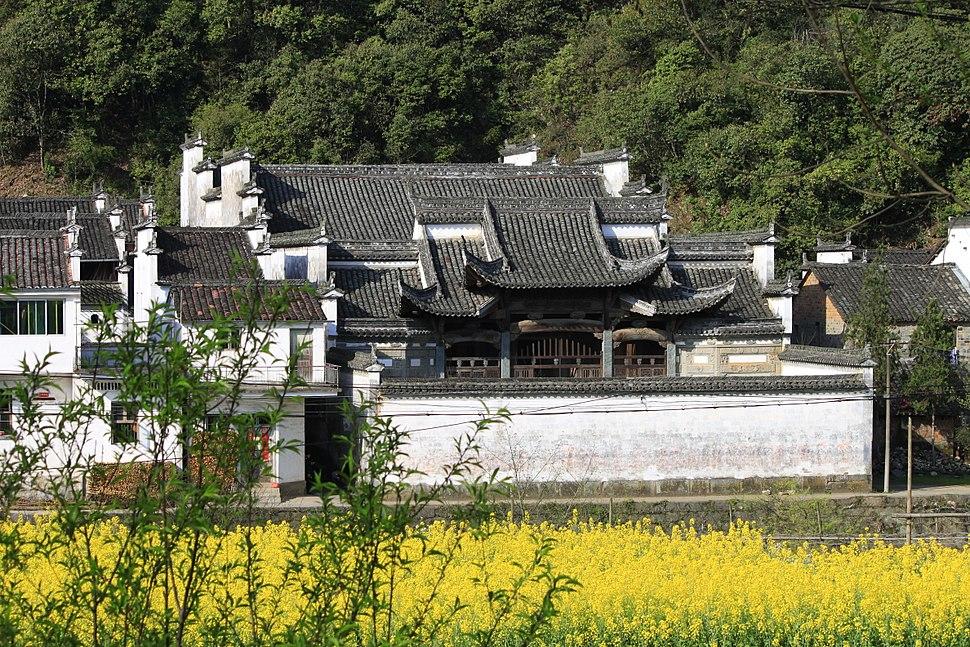 Wuyuan Huangcun Jingyitang 20120401-40