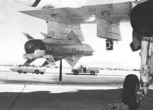 XAGM-53 Condor missile 1973