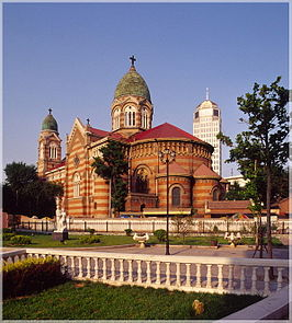 Xikai Cathedral of Tianjin China(Profile).jpg