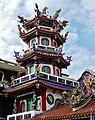 Xingang Fengtian Temple Türmchen.jpg