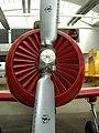 Yak-50 aircraft propeller.JPG